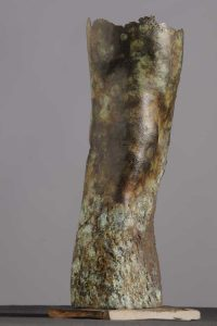 Under the Skin 02:  Bronze 36cm